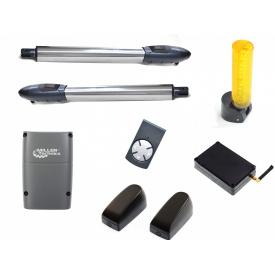 Комплект автоматики для розпашних воріт Miller Technics 5000 SMART