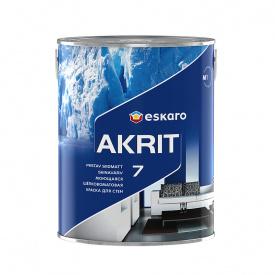 Краска Eskaro Akrit 7 TR 2,7 л