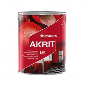 Краска Eskaro Akrit 12 TR 2,7 л