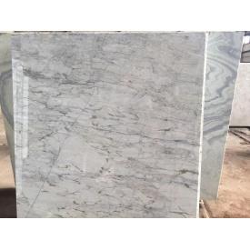 Мрамор серый с белым Bahador White Marble 2х190х185см