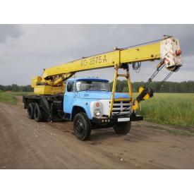 Аренда автокран КС 3575 10 т 15.5 м