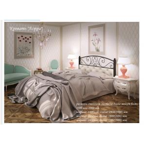Ліжко металеве Астра 1400х1900
