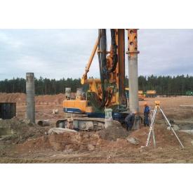 Аренда буровой установки Bauer BG 28 650-1550 мм 45 м