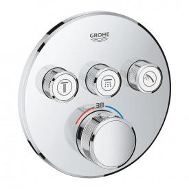SmartControl Термостат для душа ванны с 3 кнопками накладная панель GROHE 29121000