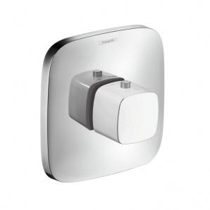 PuraVida Термостат для ванни кол Білий HANSGROHE 15772400
