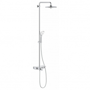 Euphoria SmartControl System 260 Mono Душова система настінного монтажу з термостатом для ванни GROHE 26510000