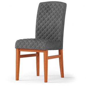 Дизайнерський обідній стілець Тіто Тканина