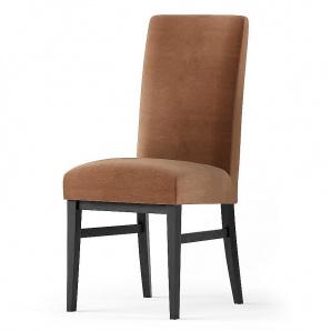 Дизайнерський обідній стілець Клаудіо Тканину дерева на вибір