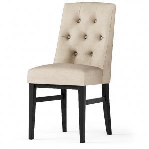 Дизайнерський обідній стілець Лідс Тканину дерева на вибір