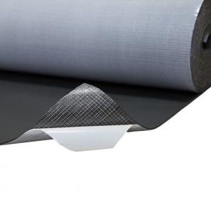 Спінений каучук RC з клеєм 25 мм 1х8 м
