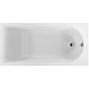 MIRRA ванна прямокутна 160x75 см з ніжками SN0 та елементами кріплення KOLO XWP3360000