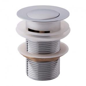 Донний клапан для раковини Potato P62-1 з переливом