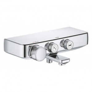 Змішувач термостатичний для ванни GROHE GRT SmartControl