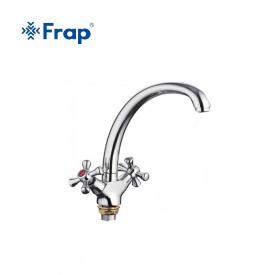 Смеситель для умывальника FRAP F42732-В ёлка