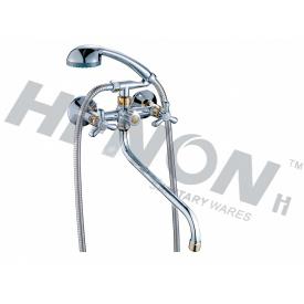 Змішувач для ванни HI-NON 6T-SBB-S