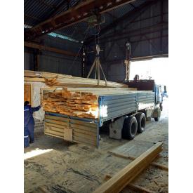 Перевезення доставка пиломатеріалів для будівництва