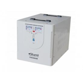 Стабилизатор напряжения Sturm 8000 ВA PS93080SM сервопривод