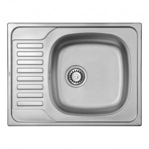 Кухонна мийка ULA 7201 U Satin (ULA7201SAT08)