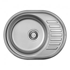 Кухонна мийка ULA 7112 U dekor (ULA7112DEC08)