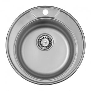 Кухонна мийка ULA 7104 U Satin (ULA7104SAT08)