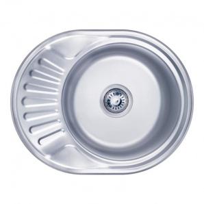 Кухонна мийка 6044 Polish (0,8 мм)