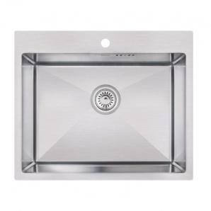 Кухонна мийка Imperial Handmade D6050 2.7/1.0 мм (IMPD6050H12)