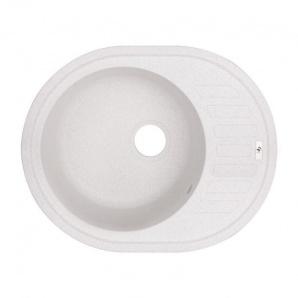 Кухонна мийка GF 620x500/200 WHI-01 (GFWHI01615500200)