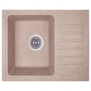 Кухонна мийка Fosto 55x46 SGA-300 (FOS5546SGA300)