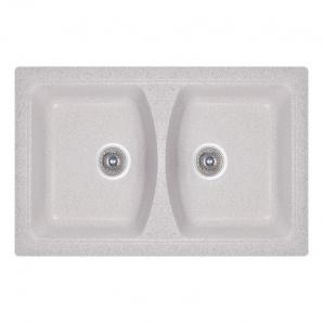 Кухонна мийка Fosto 79x50 SGA-210 (FOS7950SGA210)