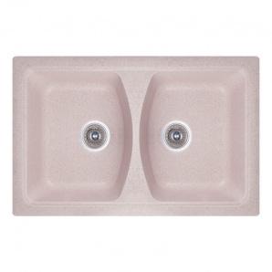 Кухонна мийка Fosto 79x50 SGA-806 (FOS7950SGA806)