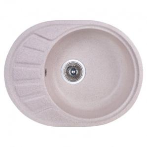 Кухонна мийка Fosto 58x45 SGA-800 (FOS5845SGA800)