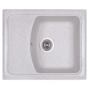 Кухонна мийка Fosto 58x50 SGA-210 (FOS5850SGA210)