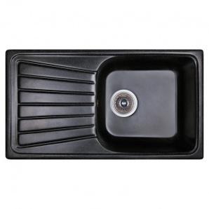 Кухонна мийка Fosto 81x46 SGA-420 (FOS8146SGA420)