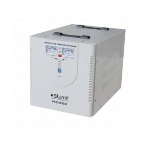 Стабілізатор напруги Sturm 8000 ВА PS93080SM сервопривід