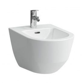 PRO биде подвесное цвет белый без боковых отв для подвода воды LAUFEN H8309520003021