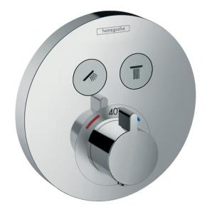 Shower Select S Термостат для двох споживачів СМ HANSGROHE 15743000