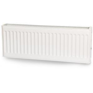 Сталевий радіатор Ultratherm 22 тип 500x1800 нижнє підключення 3409 Вт 225001800n