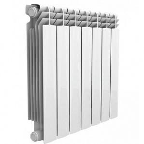 Алюмінієвий радіатор Alltermo UNO 500/80 UNO 50085