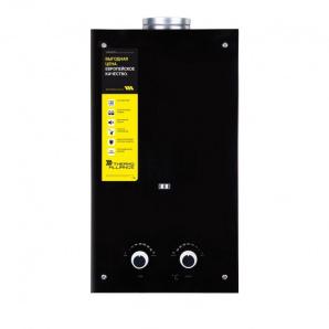 Колонка димохідна газова Thermo Alliance JSD20-10GD 10 л скло (чорне)