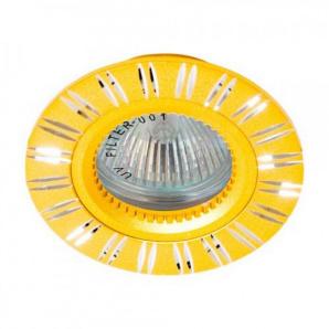 Вбудований світильник Feron GS-M393 золото