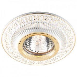 Вбудований світильник Feron DL6240 білий золото