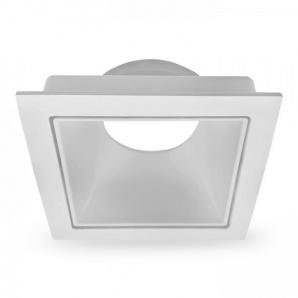 Вбудований поворотний світильник Feron DL8310 білий
