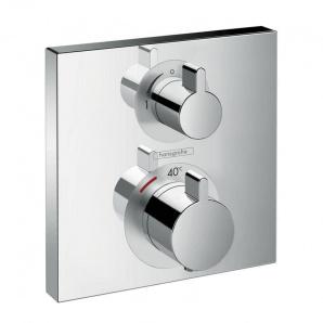 Ecostat Square Термостат для ванни на 2 споживача HANSGROHE 15714000