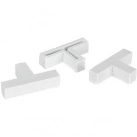 Крестики Т-образные для клинкерной плитки 8 мм, 20шт.