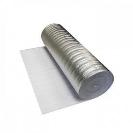 Полотно ППЭ-Л-5мм с разметкой под теплый пол (Теплоизол)