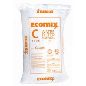 Фільтруючий матеріал Ecosoft Ecomix З мішок 25кг ECOMIXC25