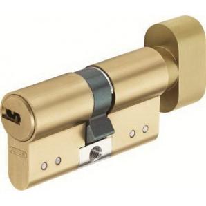 Циліндр замка ABUS КD15 ключ-ключ 70 мм 35х35т латунь 5 ключів