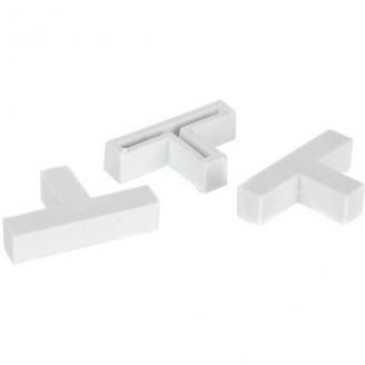 Хрестики Т-образні для клінкерної плитки 10 мм, 20шт.