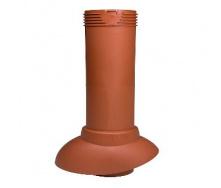 Вентиляційна труба 110/160/500 ізольована Shinglas коричнева