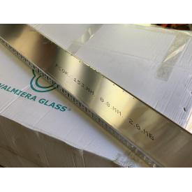 Профіль цокольний алюмінієвий 153x0,8 мм